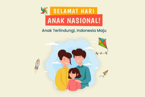 Anak Terlindungi, Indonesia Maju