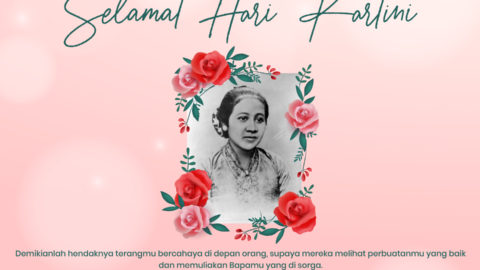 Selamat Hari Kartini: Perempuan Indonesia Mampu Menjadi Terang